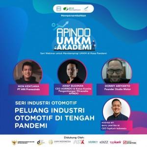 Webinar Peluang Industri Otomotif di Tengah Pandemi | TopKarir.com
