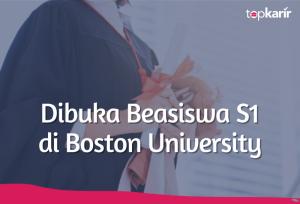 Dibuka Beasiswa S1 di Boston University | TopKarir.com