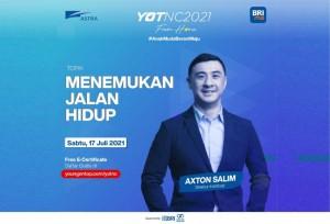 Menentukan Jalan Hidup Bersama Axton Salim   TopKarir.com