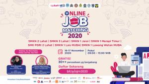 Online Job Matching 2020 - SMK Negeri 2 Lahat   TopKarir.com