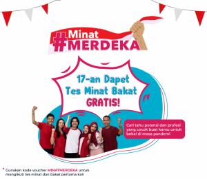 #MinatMerdeka Program Tes Minat dan Bakat Gratis dari TopKarir | TopKarir.com