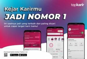 Jadi Talenta Muda Terbaik Idaman Perusahaan dengan Aplikasi TopKarir Terbaru | TopKarir.com