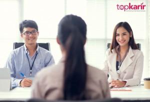 7 Tips Interview Kerja agar Sukses Memikat HRD | TopKarir.com